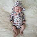 Body bebé con capucha - cute flash