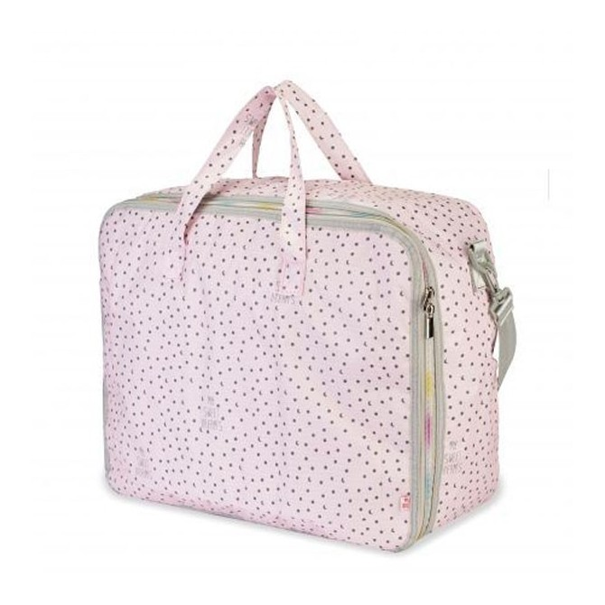 Baby suitcase Sweet dreams pink by Mybags