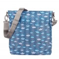 Baby Messenger diaper bag trendy Boats