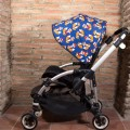 Canopy for Bugaboo Bee 5 - choose your favourite fabric