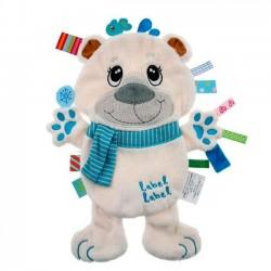 Doudou bebé - oso polar