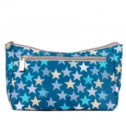 Baby vanity bag stars on white Mybags