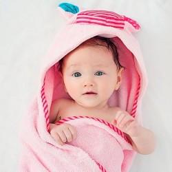Baby bath wrap Pirates by Kiwisac