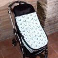 Universal footmuff for stroller - bears