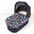 Uppa Baby personalised carrycot cover