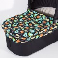 Uppa Baby carrycot cover - space station