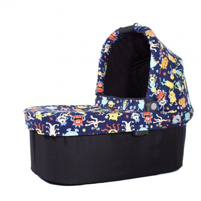 Set Uppababy - monster mash