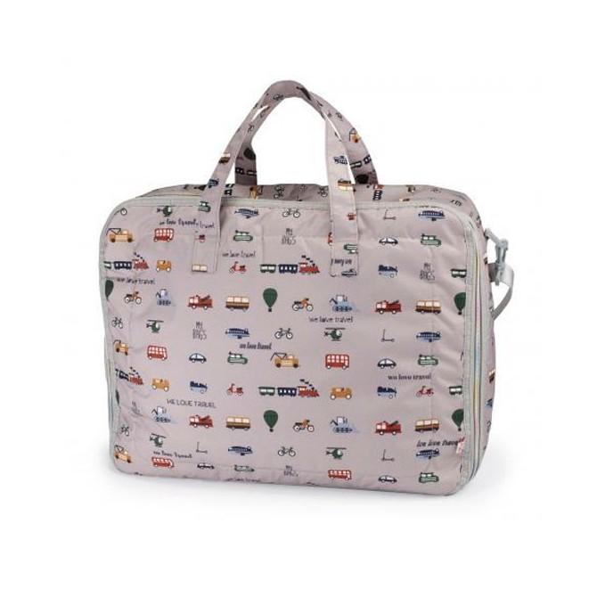Valise pour bébé we love travel par Mybags