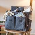 Bolso carrito con solapa Mini Stars - MYbags bodegon