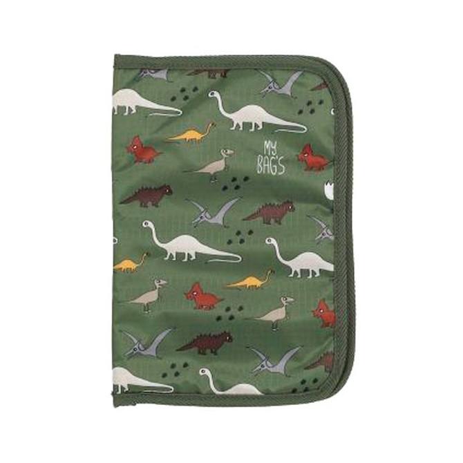 Protège carnet de santé Dinos de Mybags