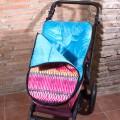 Saco de invierno silla Jane Muum invierno - elige el estampado