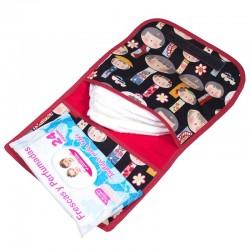 Bolsa porta pañales - japoneses