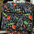 Diaper bag science all over