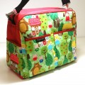 Diaper bag - into the forest