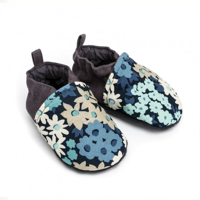 Chaussons pour bébé Daisy de Liliputi