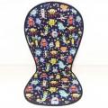Colchoneta para silla gemelar universal - elige el estampado