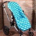 Summer footmuff Bugaboo Fox - choose the fabric
