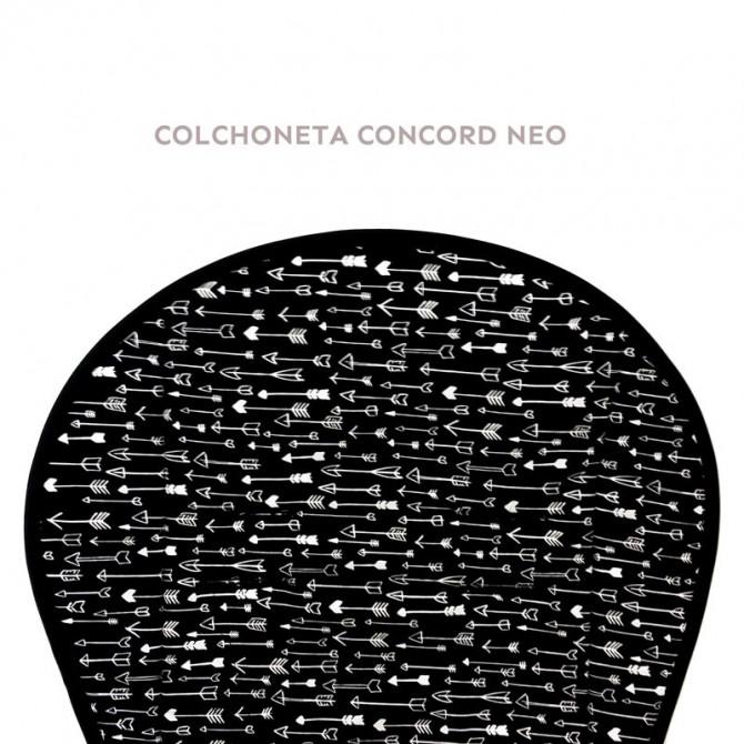 Personalisez votre coussin confort pour Concord