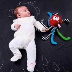 Juguete para bebé Pulpo piernas largas bebé