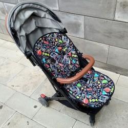 Colchoneta universal silla paseo - science allover