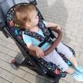 Colchoneta universal para silla de paseo - science allover