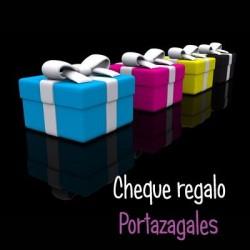 Cheque regalo: Portazagales