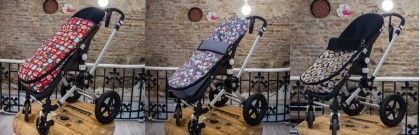 Footmuff for Bugaboo Stroller