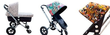 Bugaboo Cameleon Canopies