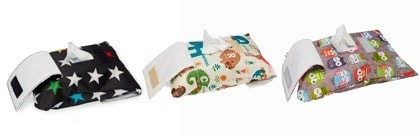 Baby Wipe Pouch