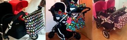 Twins diaper bag