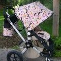 Bugaboo cameleon canopy Pink Japanese