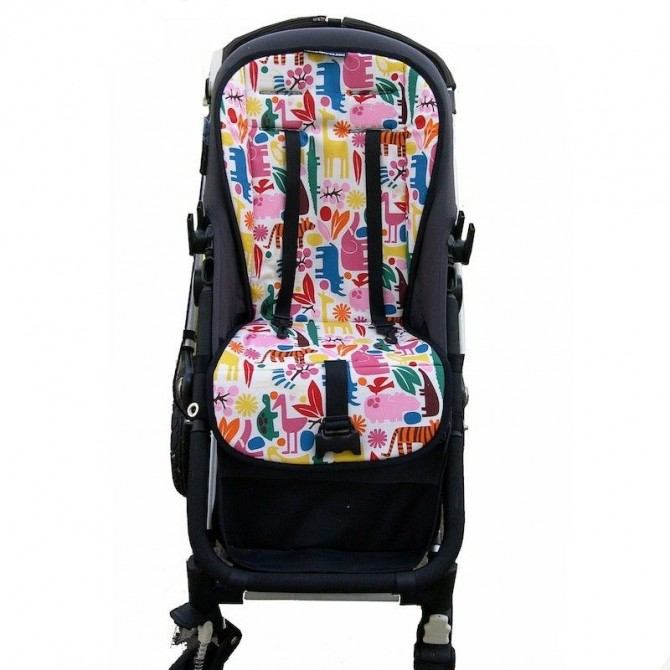 Colchoneta universal carro bebé - Personalízala