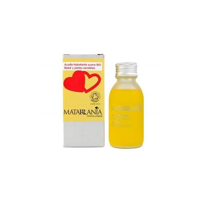Aceite masaje bebe