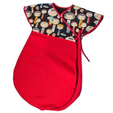 Baby Organic Cotton Baby Sleeping Bag By Snoozy Baby Owl 0-6 Months & 6-18 Months