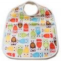 Bib owls multi color