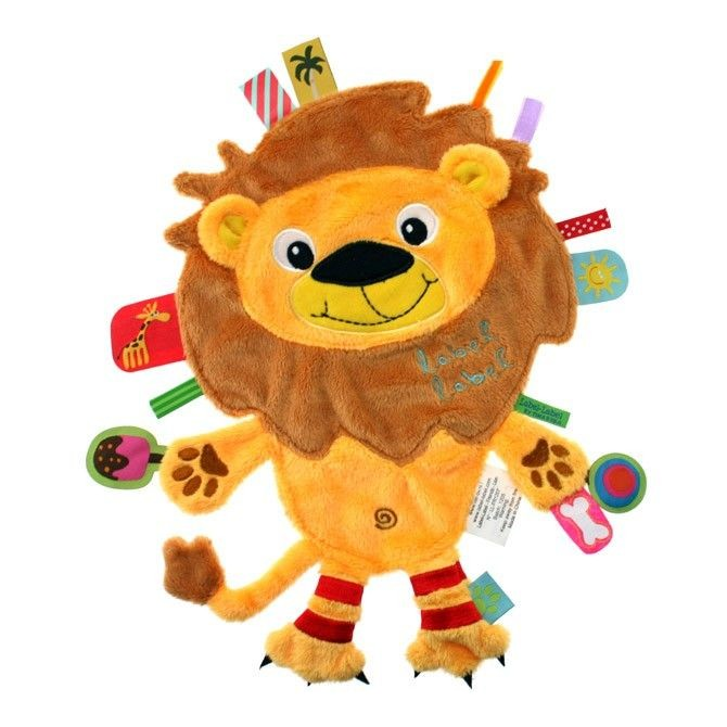 El león, label label