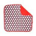 Couverture en coton bio Polka dots