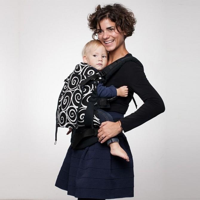Soft baby carrier Elegance