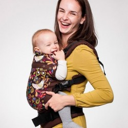 Soft baby carrier Folk Tale