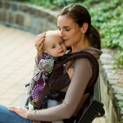 Porte bébé physiologique Lavandering