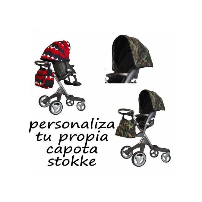 Diseñate tu propia capota Stokke