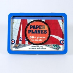 Paper planes gift box