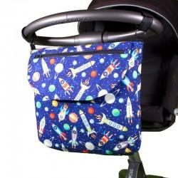 Diseña tu bolso bandolera para el carro