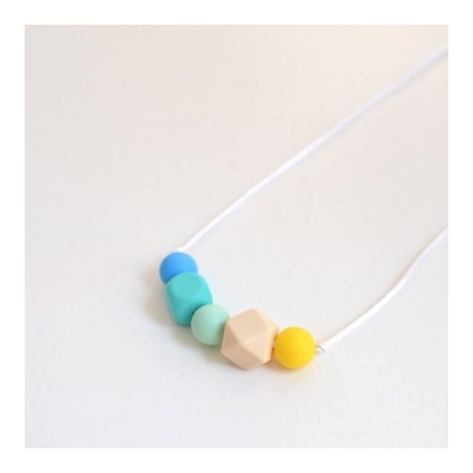 Necklace Baby teether Formentera