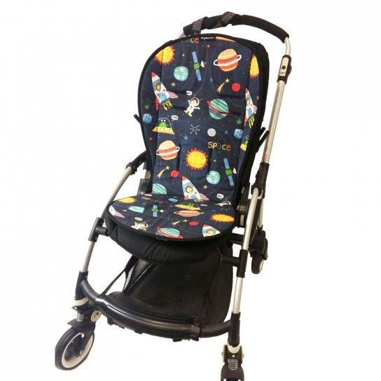 colchoneta silla paseo curvada precio