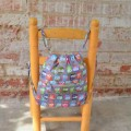 Kindergarten backpack Owls grey by Mybags