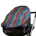 Jane Matrix pram - custom canopy