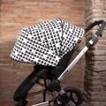 Capota Borsino Baby Anne - estampado scantunnel