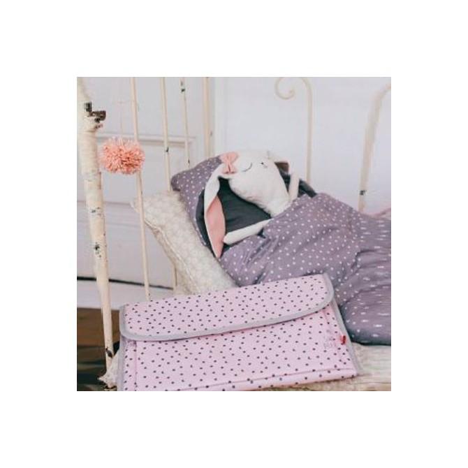 Tapis à langer pour bébé My sweet dreams Rose-Mybags