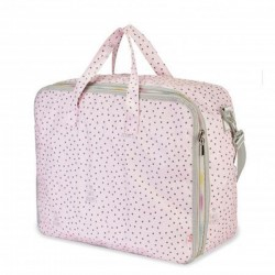 Maleta Sweet dreams rosa de Mybags